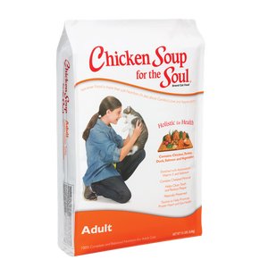 Chicken Soup Adult Cat