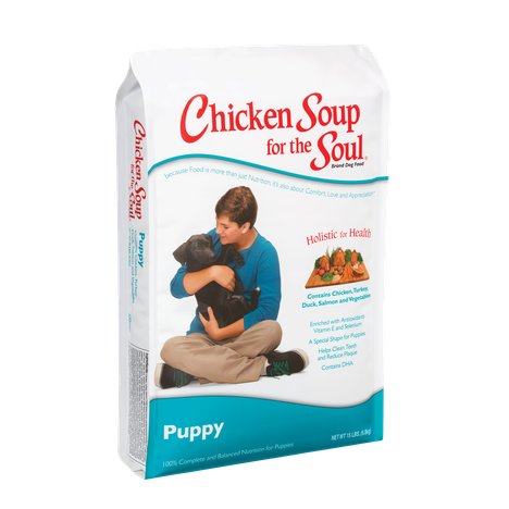 Chicken Soup Puppy