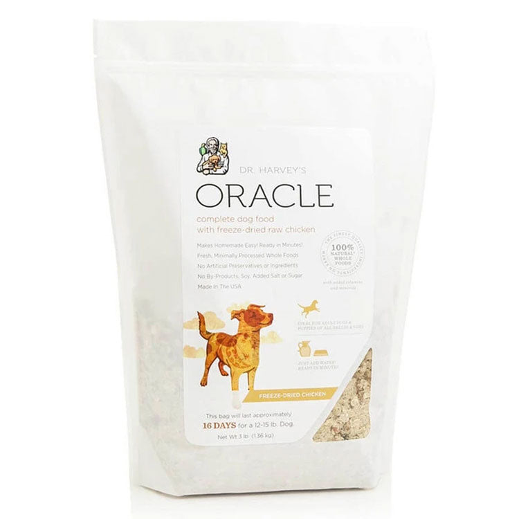 Dr. Harvey's Oracle Grain Free Chicken