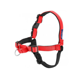 Premier Easy Walk Deluxe Harness Medium/Large Red