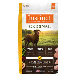 Nature's Variety Instinct Original Chicken Dry Dog Food