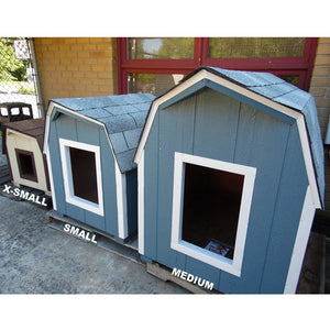 Lapps Dog House X-Small