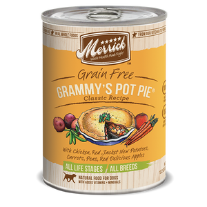 Merrick Grammy's Pot Pie Wet Dog Food
