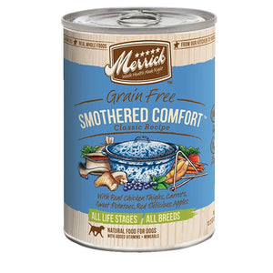 Merrick Smothered Comfort Wet Dog Food