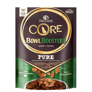 Wellness Core Bowl Boosters Pure Turkey
