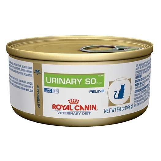 Royal Canin Veterinary Diet Feline Urinary SO Wet Cat Food