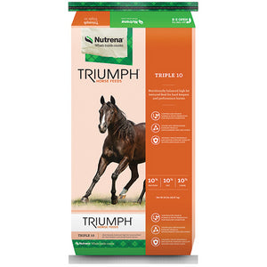 Triumph Triple 10 Sweet Horse Feed (formerly Southern States Triple 10T Sweet)