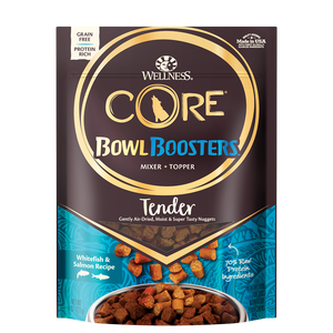Wellness Core Bowl Boosters Tender Whitefish & Salmon