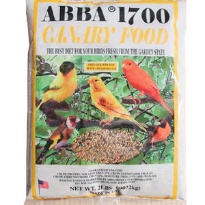 Abba 1700 Canary Bird Food