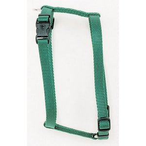 Coastal Adjustable Nylon Harness Medium Hunter