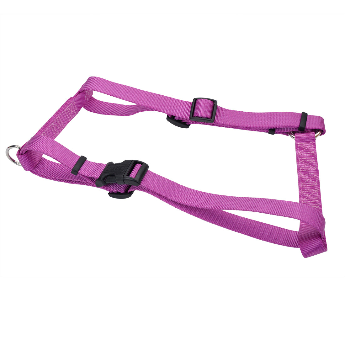 Coastal Adjustable Nylon Harness X-Small Orchid