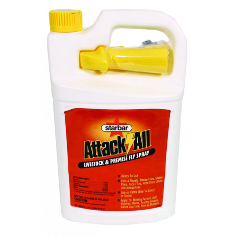 Starbar Attack All Gallon