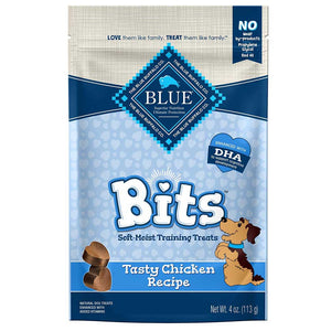 Blue Buffalo Bits Tasty Chicken Dog Treats