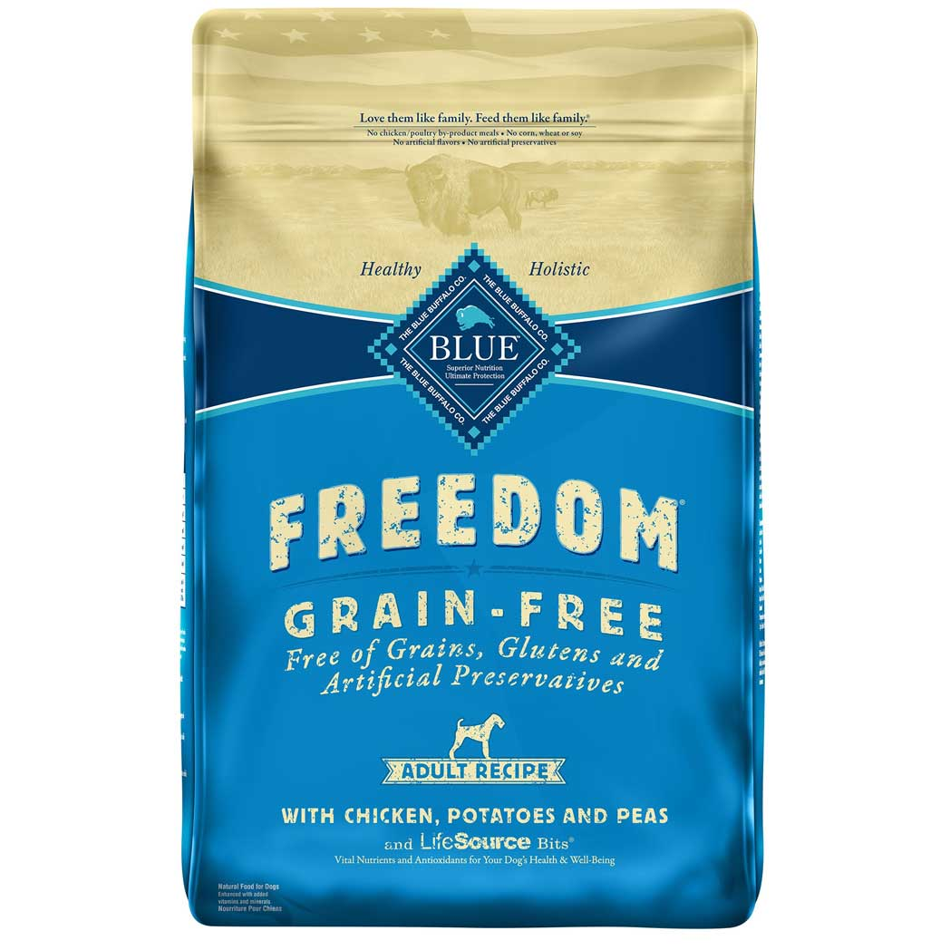 Blue Buffalo Freedom Grain Free Chicken Adult Dry Dog Food