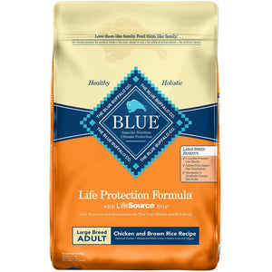 Blue Buffalo Life Protection Chicken & Brown Rice Recipe Large Breed Adult Dry Dog Food