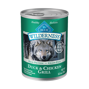 Blue Buffalo 12 pk Wilderness Duck & Chicken