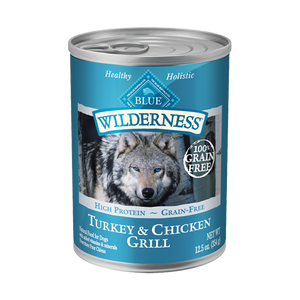 Blue Buffalo 12 pk Wilderness Turkey & Chicken