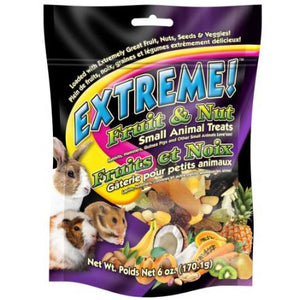 Browns 8 oz. Extreme Fruit and Nut Small Animal Treats