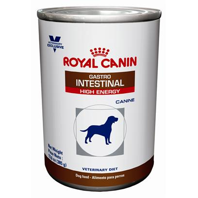 Royal Canin Veterinary Diet Canine Gastrointestinal High Energy Wet Dog Food