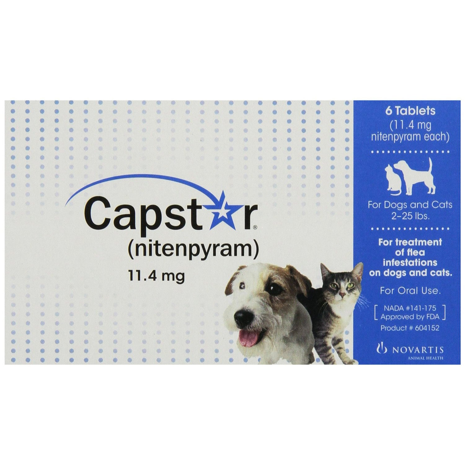 Capstar for Dogs and Cats 2-2