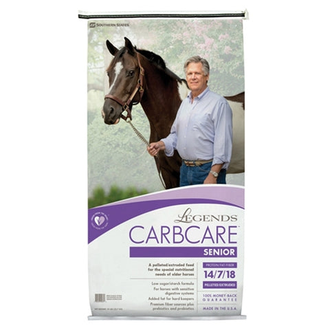 Southern States Legends CarbCare Senior Pellet