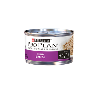 Pro Plan Tuna Entree Wet Cat Food