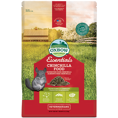 Oxbow Chinchilla Food