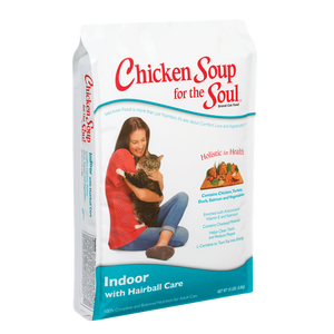 Chicken Soup Cat Indoor with Hairball Care