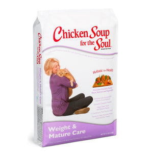 Chicken Soup Cat Weight and Mature Care