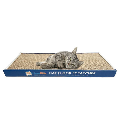 Creative Pet Clean Kitty Double Scratcher
