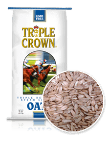 Southern States Triple Crown Crimped Oats