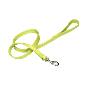 "Coastal Double Nylon Lead 4' - 1"" Lime"