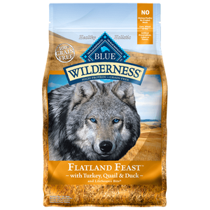 Blue Buffalo Wilderness Flatland Feast