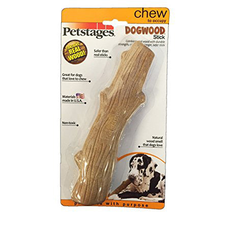 Petstages Dogwood Durable Stick Large