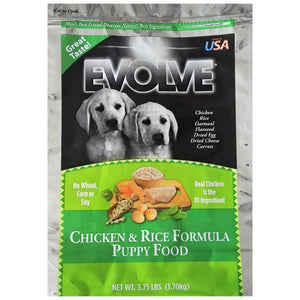 Evolve Puppy Dry Dog Food