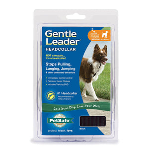 Premier Gentle Leader Medium Black
