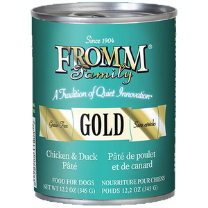 Fromm Gold Chicken & Duck Pate Wet Dog Food