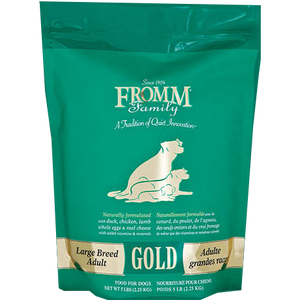 Fromm Gold Large Breed Adult Dry Dog Food