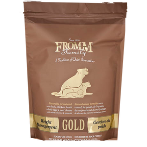 Fromm Gold Weight Management Dry Dog Food