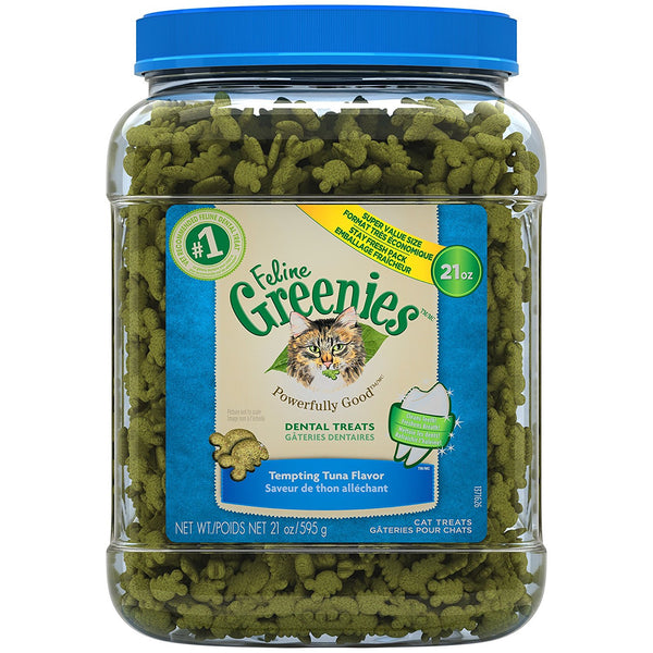 Greenies Feline Tuna Cat Treats