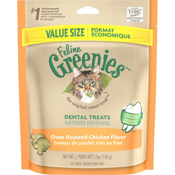 Greenies Feline Chicken Cat Treats