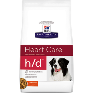 Hills Prescription Diet H/D Chicken Dry Dog Food