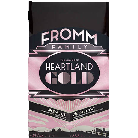 Fromm Heartland Gold Grain Free Adult Dry Dog Food