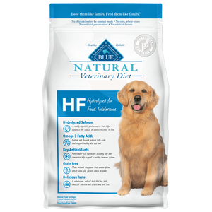 Blue Buffalo Natural Veterinary Diet HF Hydrolyzed Salmon Dry Dog Food