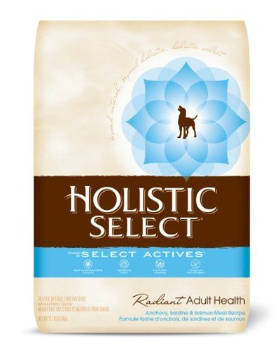 Holistic Select Anchovy, Sardine, and Salmon Dry Dog Food
