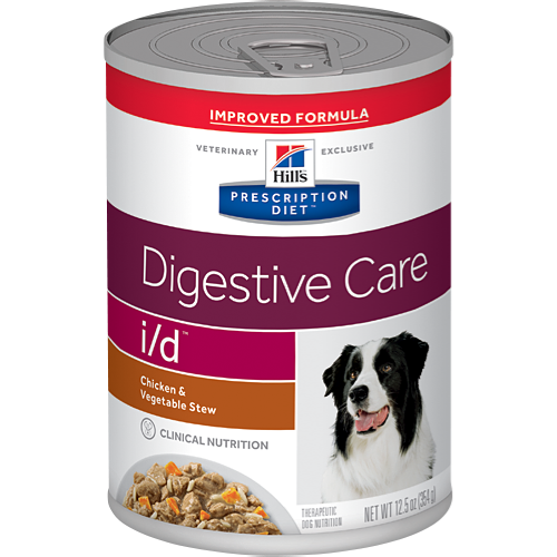 Hills Prescription Diet I/D Chicken & Vegetable Stew Wet Dog Food