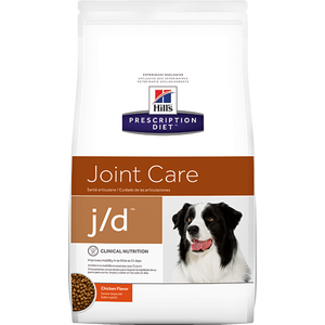 Hills Prescription Diet J/D Chicken Dry Dog Food