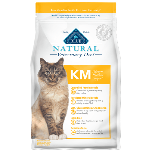 Blue Buffalo Natural Veterinary Diet Cat Dry