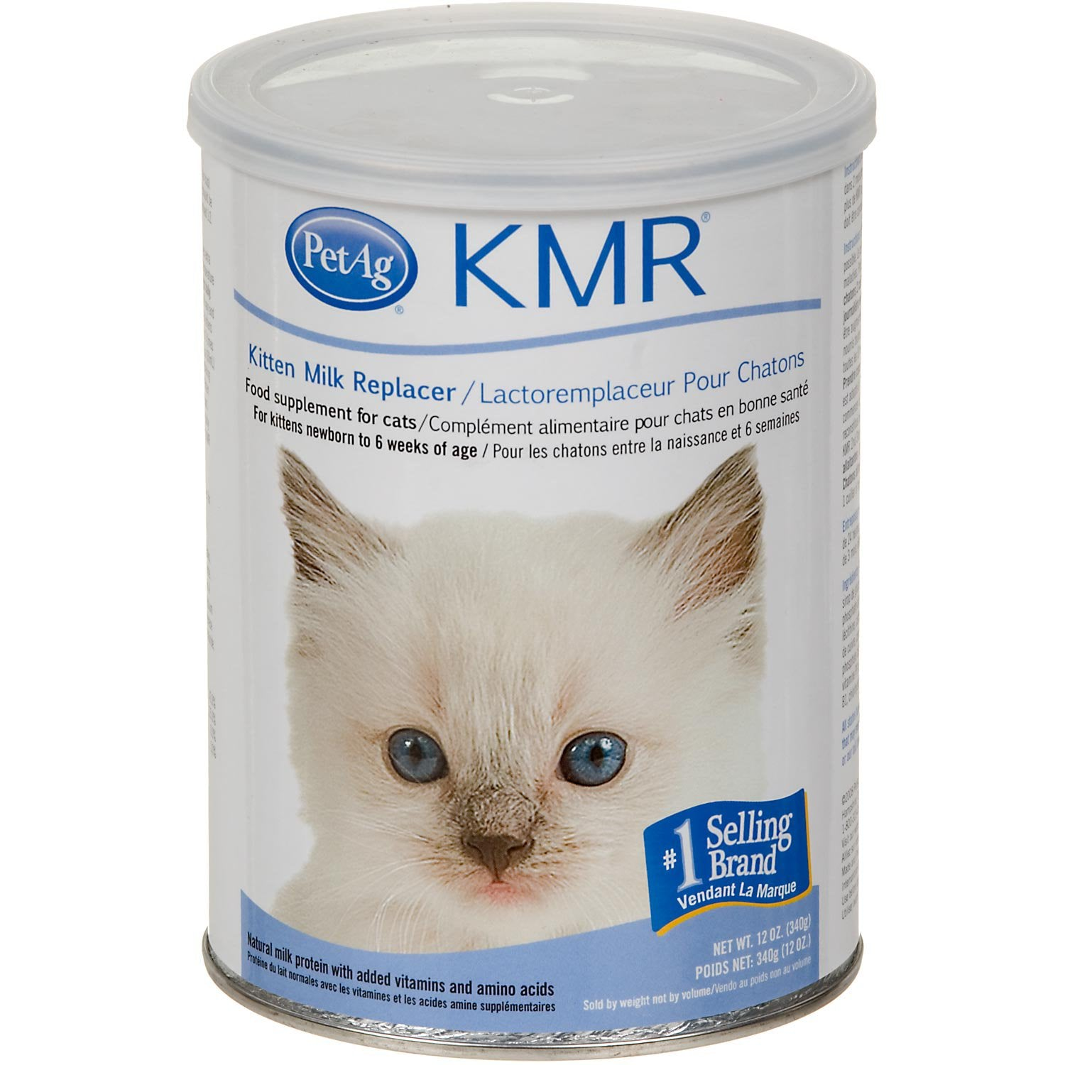 KMR Kitten Milk Replacer Powder