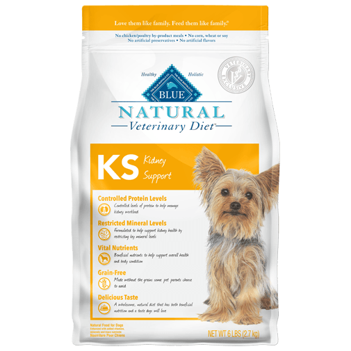 Blue Buffalo Natural Veterinary Diet Dog Dry